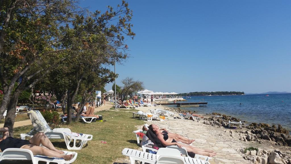 Skala fkk punta zadar FKK Plaža