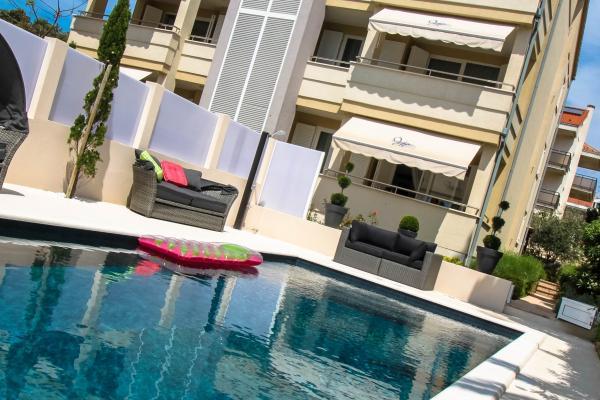 Apartments Pag Novalja - Apartments Villa Maelise | Direct ...