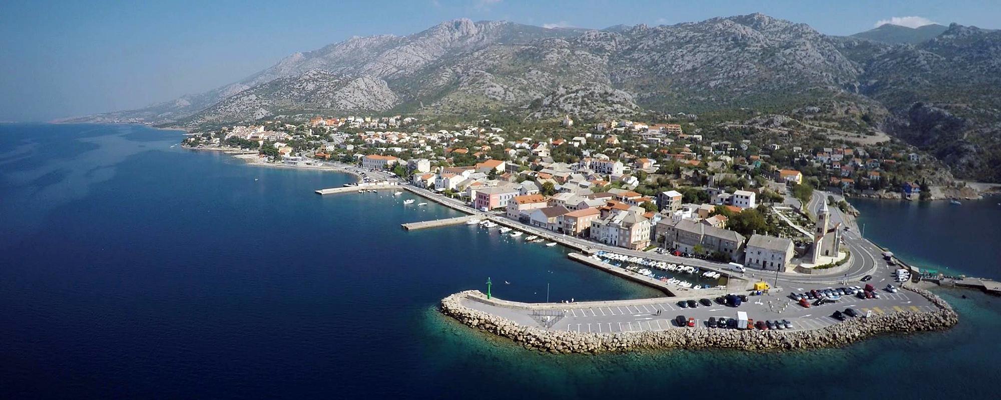 Apartments In Karlobag Direct Croatia Com