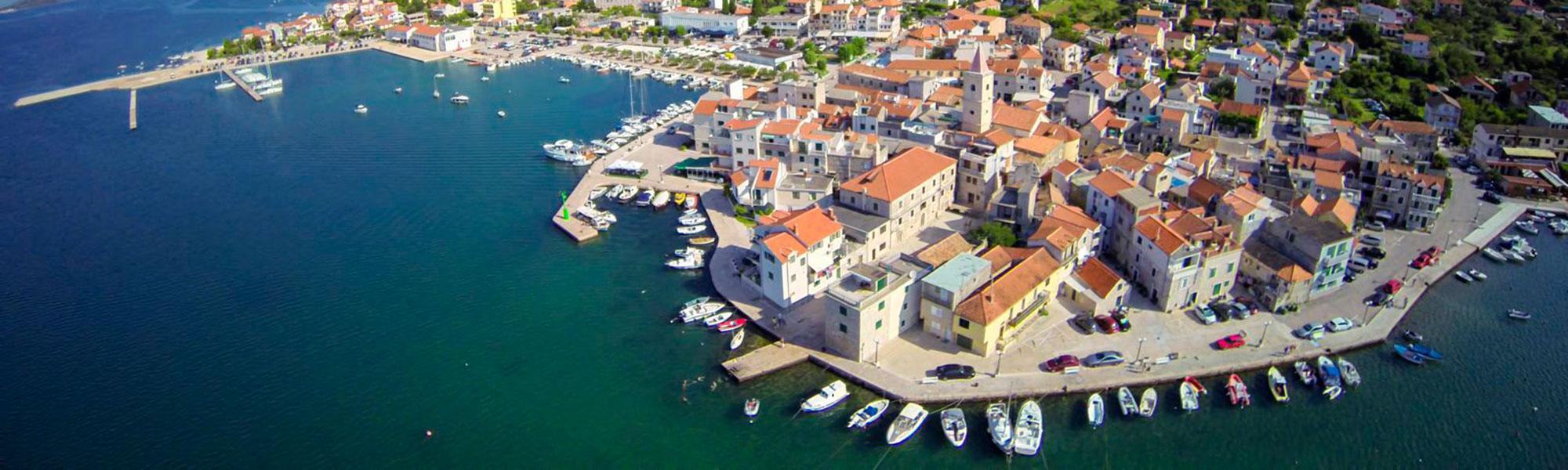 Apartments In Pirovac Direct Croatia Com